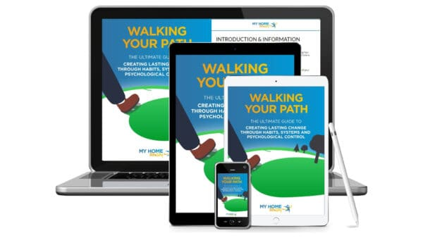 Walking Your Path Front Cover Examples