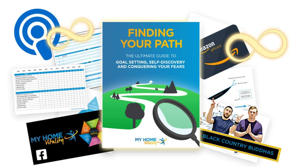 Finding Your Path product pack